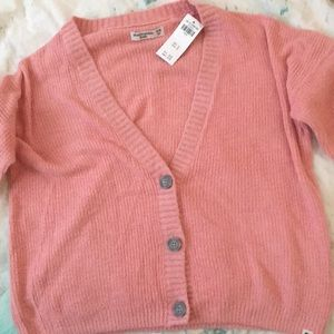 NWT Abercrombie and Fitch cardigan